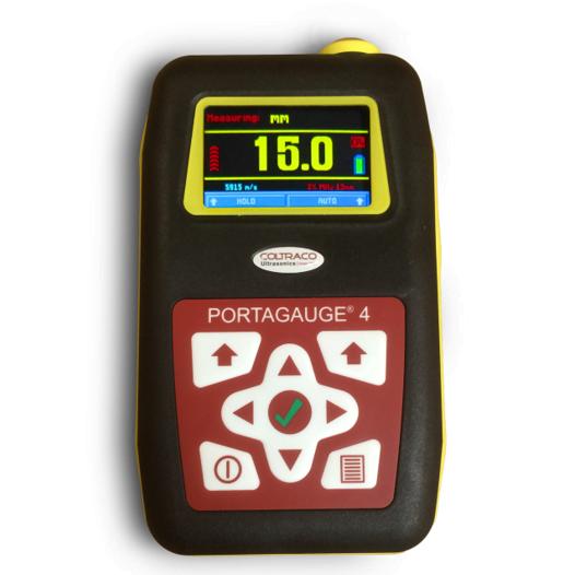 Portagauge® 4 square