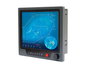 12 .1 IP65 Sunlight Readable PCAP Touch Marine Display