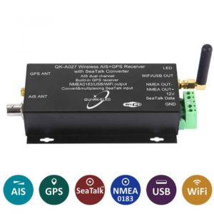 A027 WiFi GPS and AIS receiver with SeaTalk Converter