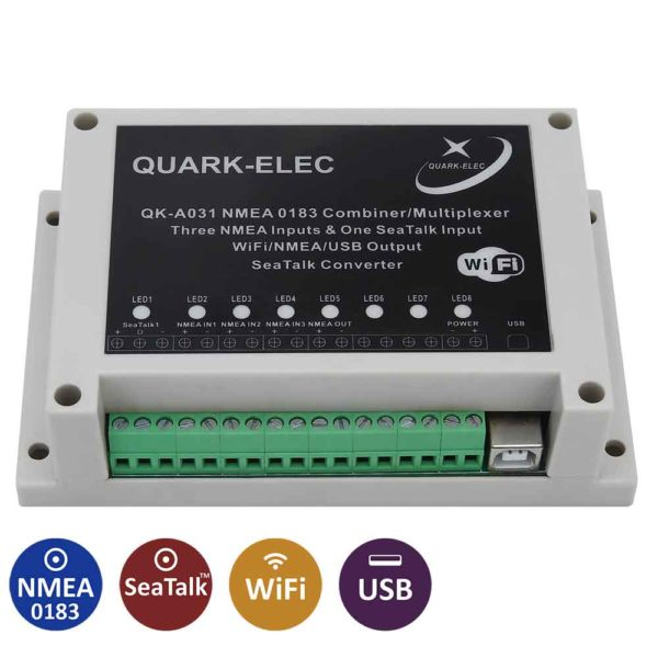A031 NMEA 0183 Multiplexer