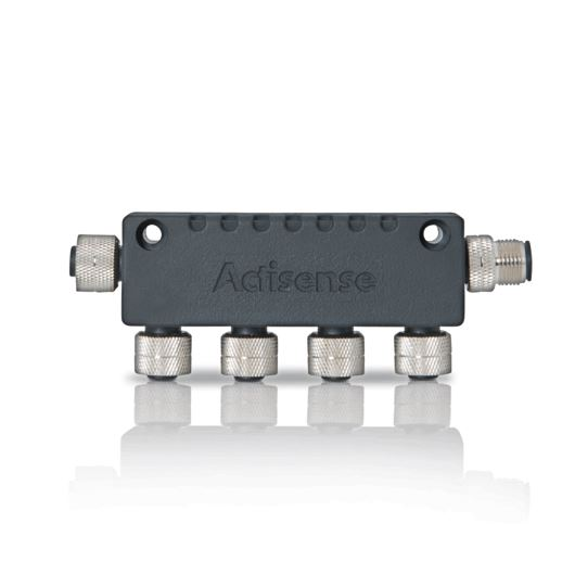 A2K-4WT NMEA 2000® 4-Way Connector 4 Way T-Piece