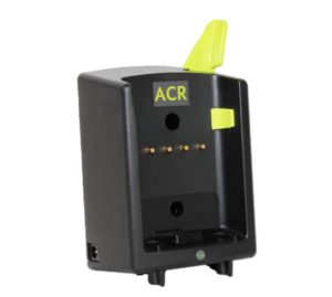 ACR SR203 HANDHELD RADIO PRIMARY BATTERY & RECHARGEABLE BATTERY