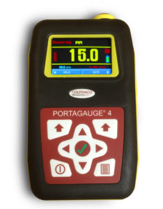 COL-0005 Portagauge® 4 by Coltraco with AMI Marine