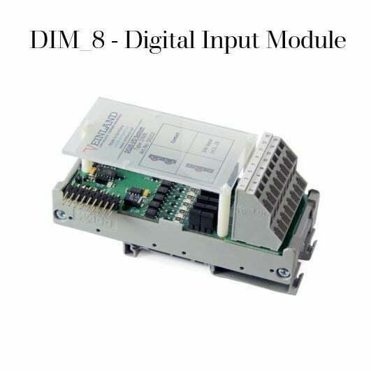 DIM_8 - Digital Input Module SKU VEL-0002