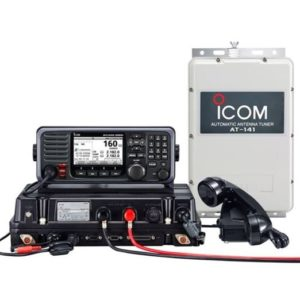 GM800 GMDSS MF-HF Marine Transceiver with Class A DSC