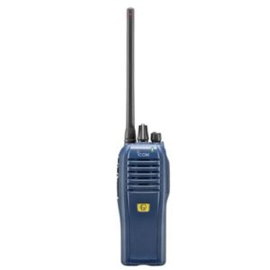 IC-F4202DEX ATEX Digital Two-Way Radio Series (UHF) ATEX Transceiver