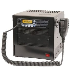 IC-F5022M Battery Backup Base Station Radio