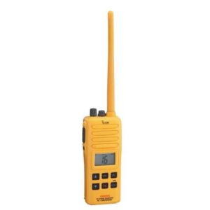 IC-GM1600E GMDSS Survival Craft 2-Way VHF Radio