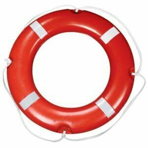 LALIZAS Lifebuoy Ring SOLAS 4kg, 2.5kg