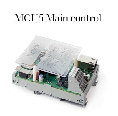 MCU5 Main control VEL-0001