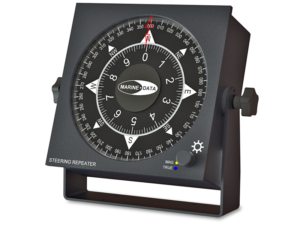 Marine Data Dual Scale Steering Repeater Navigation