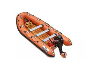 OCEAN SAFETY SOLAS 450 RESCUE RIB