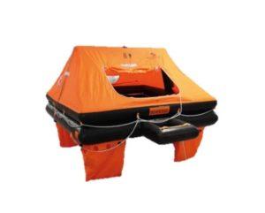 Ocean Standard Liferaft