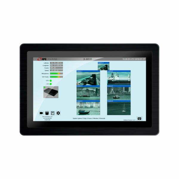 X-MDR System - Display screen cctv (2)