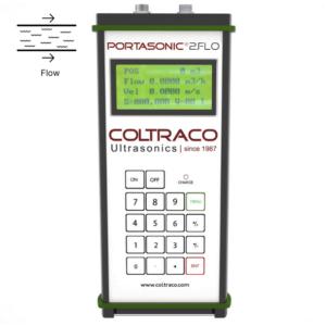 Portasonic® 2.FLO Portable Ultrasonic Flow Meter