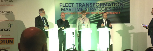 AMI Marine FLEET TRANSFORMATION EVENT 2017