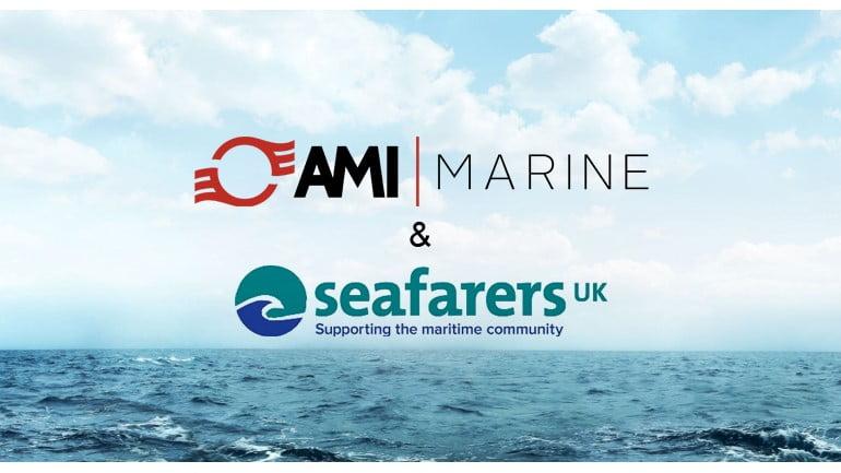 AMI Marine 24 Peaks Challenge Seafarers UK