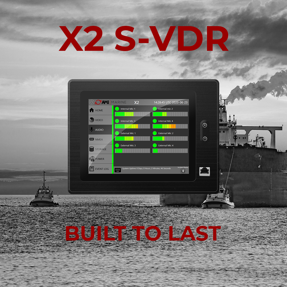 X2 S-VDR Website image 3