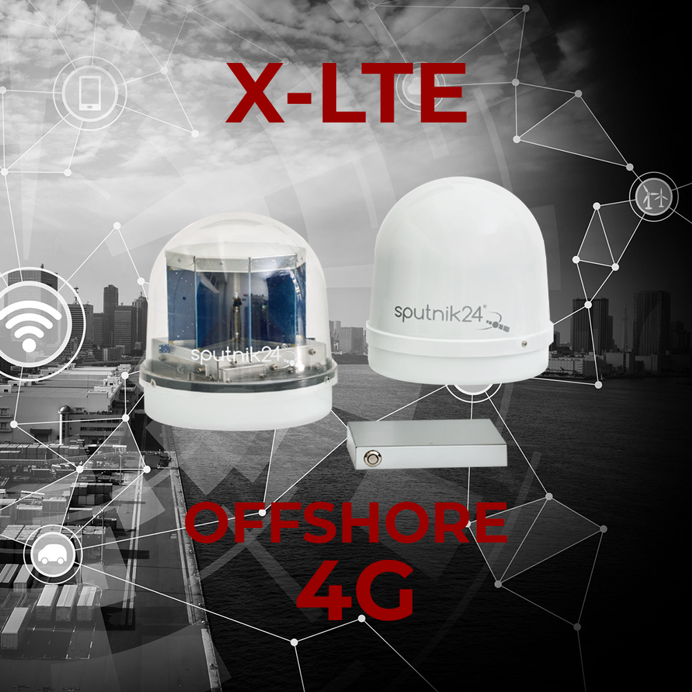 X-LTE OFFSHORE 4G