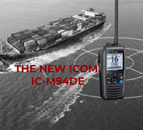 IC-M94DE website image