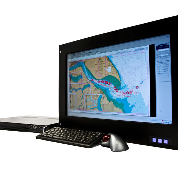 John Lilley & Gilley Ltd Navmaster ECDIS Electronic Chart Display and Information System